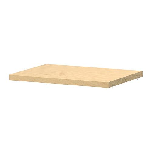 BILLY Extra shelf, birch veneer - 502.798.01