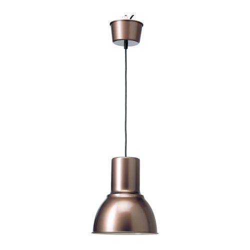 HEKTAR Pendant lamp, bronze color $29.99 - 702.933.68