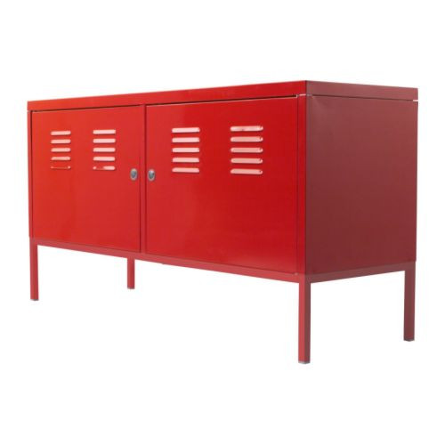 IKEA PS Cabinet, red - 801.001.90