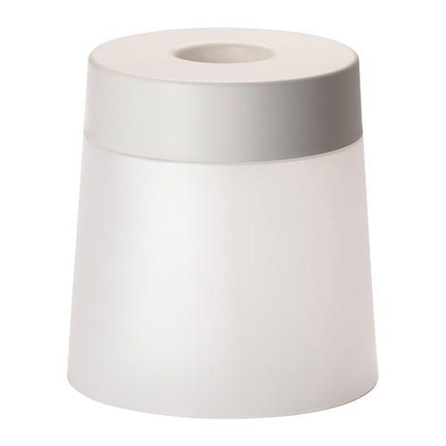 IKEA PS 2014 LED stool lamp, in/outdoor, white - 902.633.46