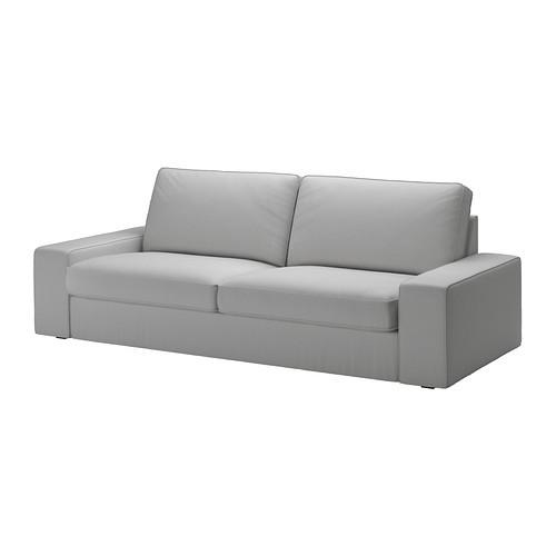 KIVIK Sofa, Orrsta light gray - 990.114.34