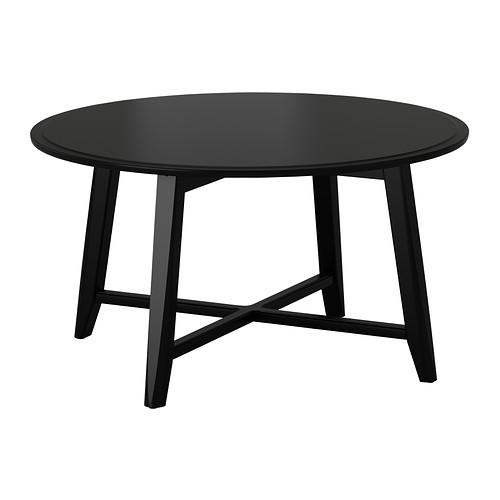 KRAGSTA Coffee table, black - 802.622.53