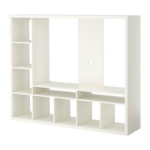 LAPPLAND TV storage unit, white - 802.851.55