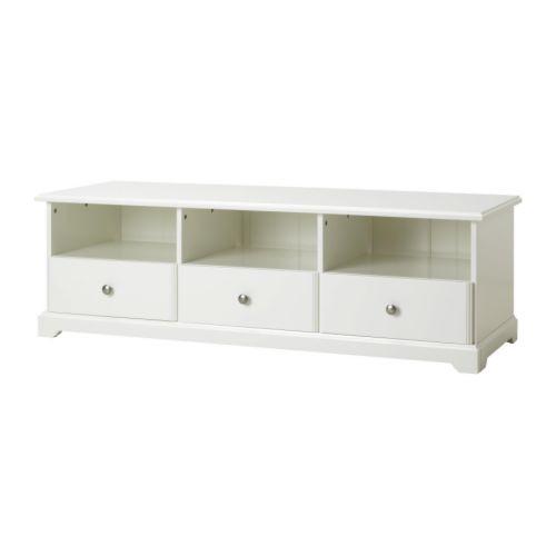 LIATORP TV unit, white - 801.166.00