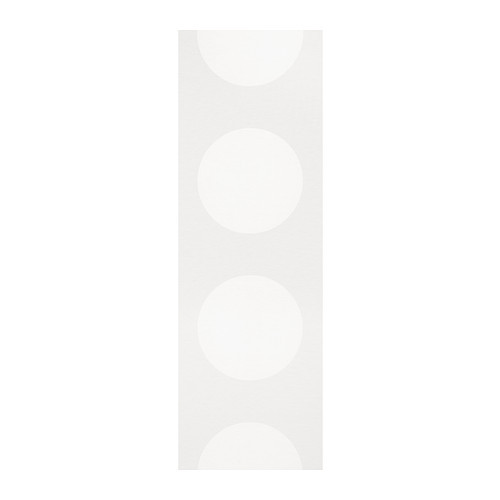 SEMINE Panel curtain, white - 702.188.40
