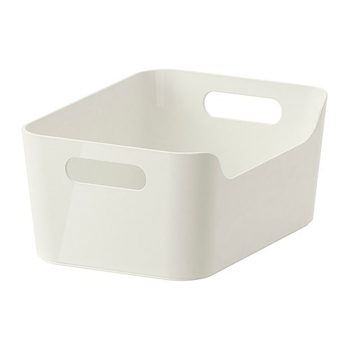 VARIERA Box, high gloss white - 301.550.19