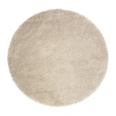 ÅDUM Rug, high pile, off-white - 702.836.75