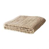ÅFJÄRDEN Bath towel, dark beige - 801.906.14
