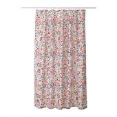 ÅKERKULLA Shower curtain, multicolor - 102.450.78