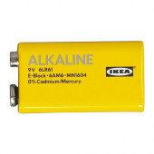 ALKALISK Alkaline battery - 200.316.04