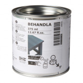 BEHANDLA Glazing paint, gray - 803.025.55