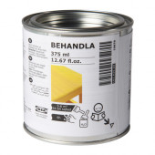 BEHANDLA Glazing paint, yellow-green - 203.025.58