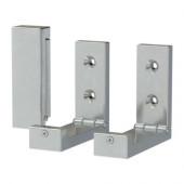 BJÄRNUM Folding hook, aluminum - 601.525.90