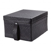BLADIS Box with lid, black - 002.193.53