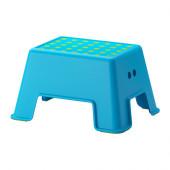 BOLMEN Step stool, blue - 902.913.30