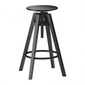 DALFRED Bar stool, black - 601.556.02
