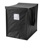 DIMPA Recycling bag, gray-black - 502.916.38