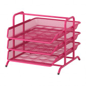 DOKUMENT Letter tray, pink - 402.194.69