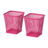 DOKUMENT Pencil cup, pink - 802.194.72