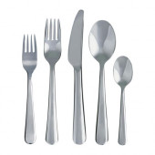 DRAGON 20-piece flatware set, stainless steel