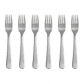DRAGON Salad/dessert fork, stainless steel - 300.903.82