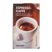 ESPRESSOKAFFE Espresso, Utz certified - 901.448.86