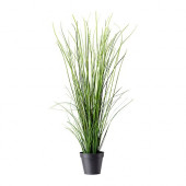 FEJKA Artificial potted plant, grass - 701.866.60