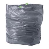 FÖRSLUTAS Trash bags, gray - 102.774.94