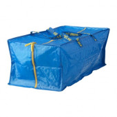 FRAKTA Storage bag for cart, blue - 901.491.48