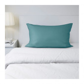 GÄSPA Pillowcase, turquoise - 902.304.88