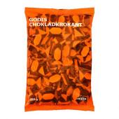 GODIS CHOKLADKROKANT Milk chocolate with butterscotch - 202.155.04