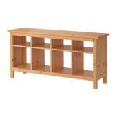 HEMNES Sofa table, light brown - 502.821.39