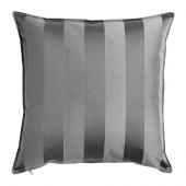 HENRIKA Cushion cover, gray - 902.811.52