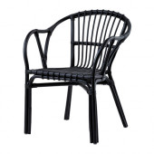 HOLMSEL Chair, black - 502.345.82