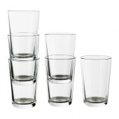 IKEA 365+ Glass, clear glass - 702.783.58