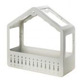 IKEA PS 2014 Greenhouse, white indoor/outdoor, white - 402.575.93