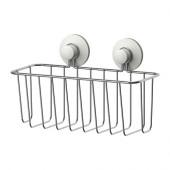 IMMELN Shower basket, zinc plated - 602.575.11