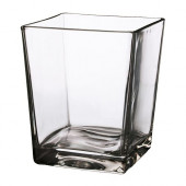 KANIST Vase, clear glass - 500.866.47