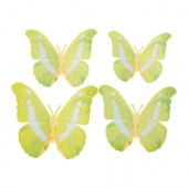 KÄRESTA Decoration, set of 4, green - 902.952.34