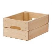 KNAGGLIG Box, pine - 102.923.57