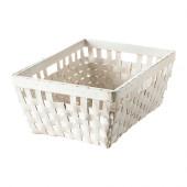 KNARRA Basket, white - 702.433.16