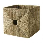 KNIPSA Basket, seagrass - 201.105.40