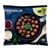 KÖTTBULLAR Meatballs, frozen - 700.286.80