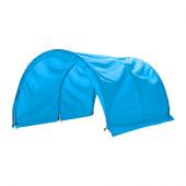 KURA Bed tent, turquoise - 103.004.75