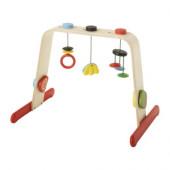 LEKA Baby gym, birch, multicolor - 701.081.77