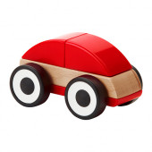 LILLABO Toy car, red - 102.563.83