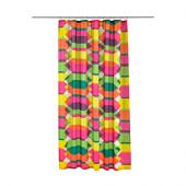 LILLSKÄR Shower curtain, multicolor - 402.735.07