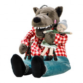 LUFSIG Soft toy, wolf - 002.475.77