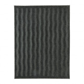 LYNÄS Door mat, dark gray - 902.255.33