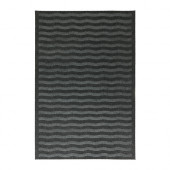 LYNÄS Door mat, dark gray - 502.255.30